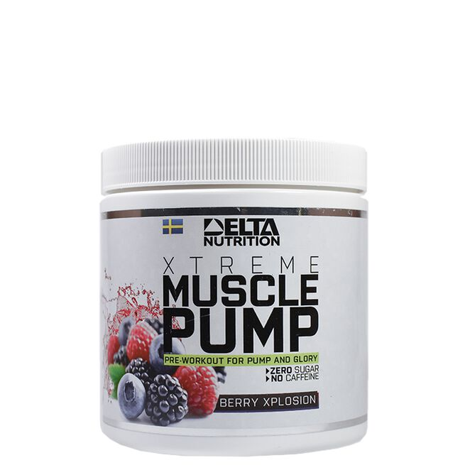 Xtreme Muscle Pump, 300 g, Berry
