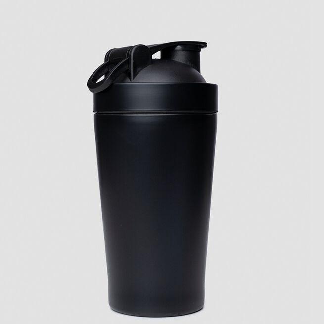 ICANIWILL Shaker Stainless Steel 500ml, Black