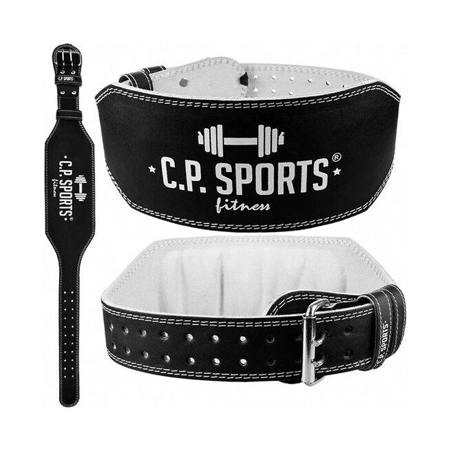 Wide Lifting Belt, Black, XS