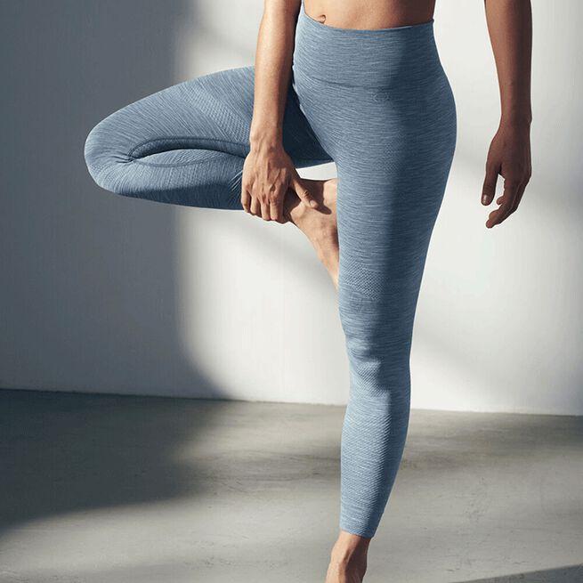 Sports Tights Women, Blue Atlantic