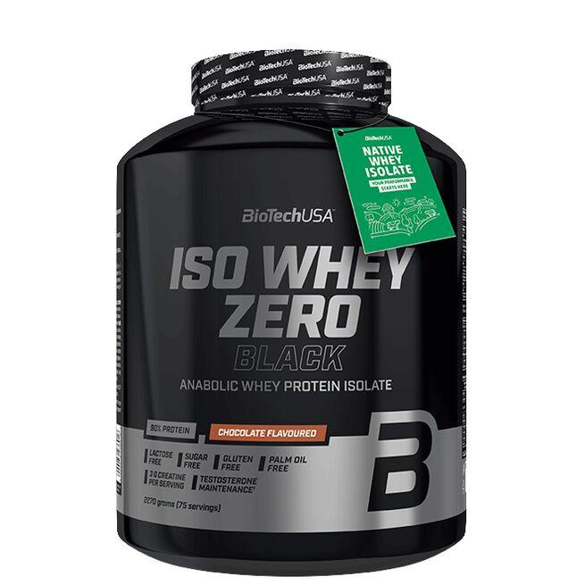 Biotech Iso Whey Zero Black, 2270 g