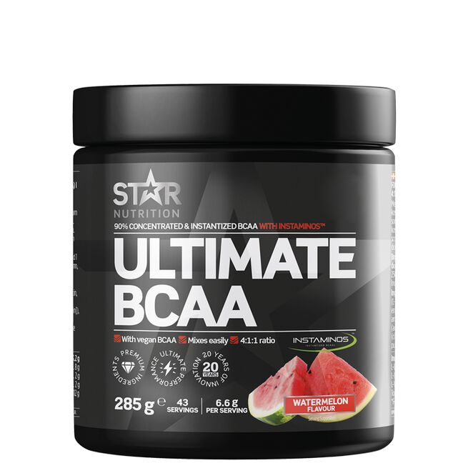 star nutrition ultimate BCAA watermelon