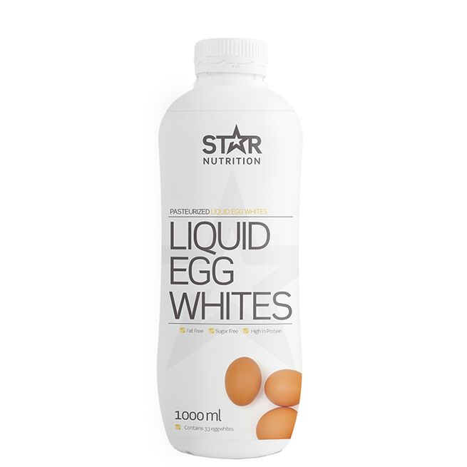 Star nutrition liquid egg white