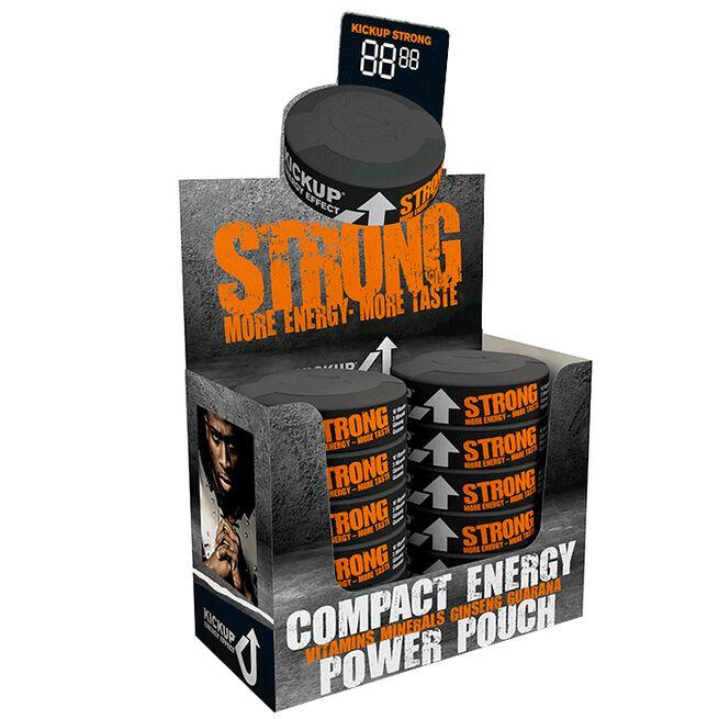 10 x Kickup Strong, 20 portionspåsar