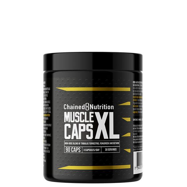 Muscle XL Caps, 90 caps