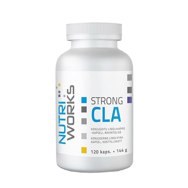 Strong CLA, 120 caps