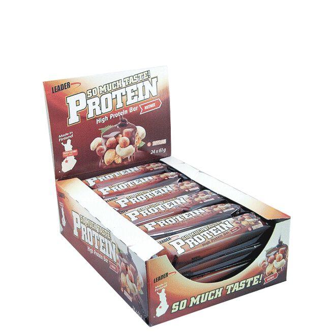 Leader so much taste protein bar