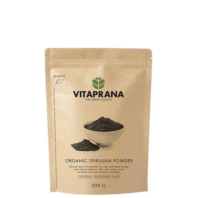 Organic Spirulina Powder Vitaprana