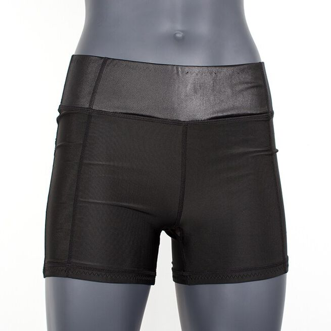 Fitnesstukku Hotpants, Black, XS
