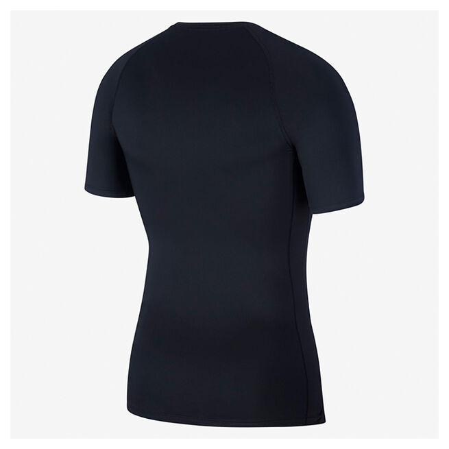 Nike Pro Comp Top S/S, Black, L