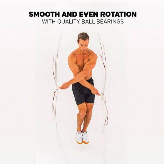 Iron Gym  Nylon Speed Rope