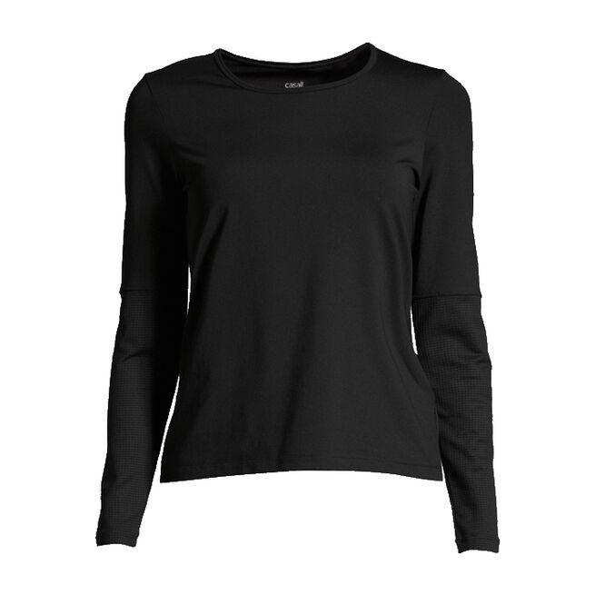 Iconic Long Sleeve, Black