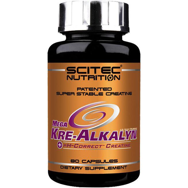 Mega Kre-Alkalyn 1200 mg, 80 caps