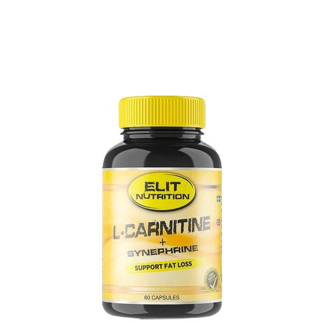 ELIT L-carnitine + Synephrine, 60 caps