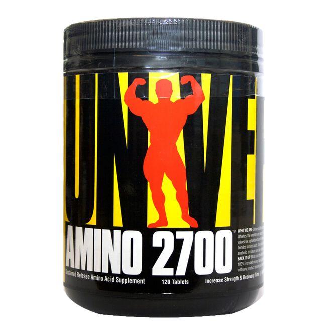 Amino 2700, 120 caps