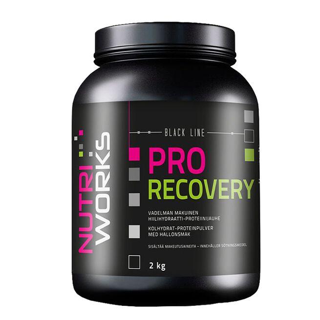 Pro Recovery, 2000 g , Raspberry