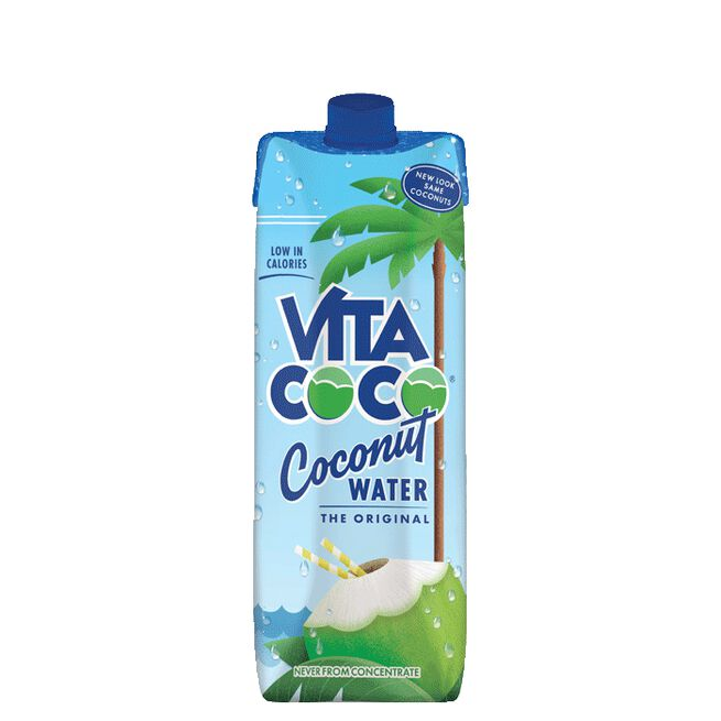 Coconutwater Natural, 1 L