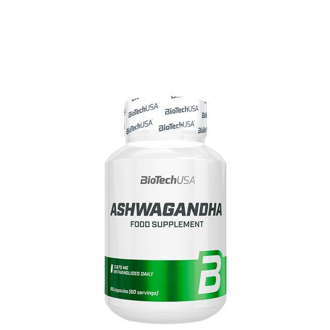 Biotech Ashwagandha, 60 caps