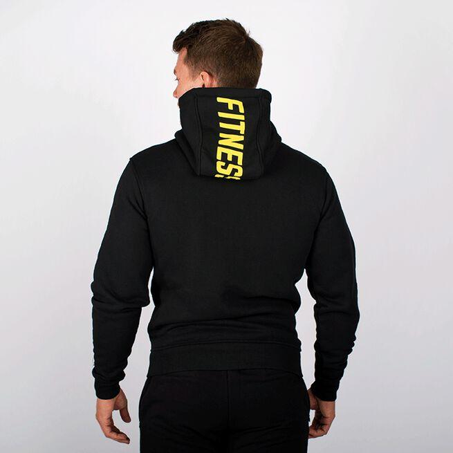 FT  Men New Hood, Black