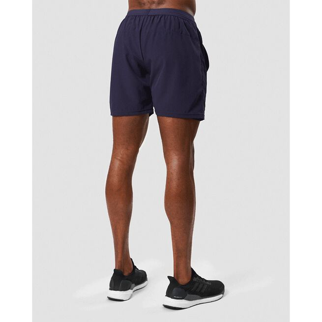 Workout 2-in-1 Shorts, Navy