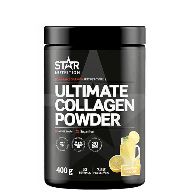 Star Nutrition Collagen power lemonade
