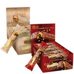 Goodlife Deluxe protein bar chocolate peanut box