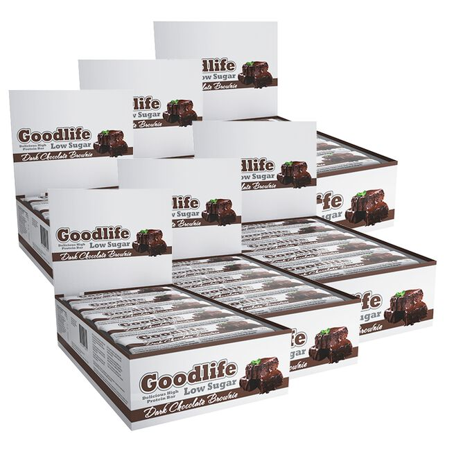 Goodlife Low Sugar, 50 g BIG BUY, 90 bars