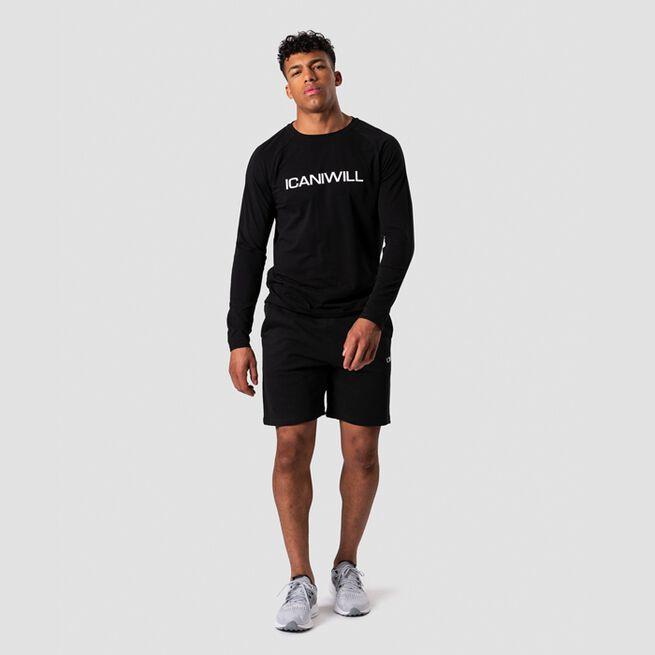 Essential Shorts, Black, L