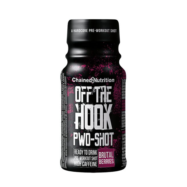 Off The Hook PWO-Shot, 60 ml