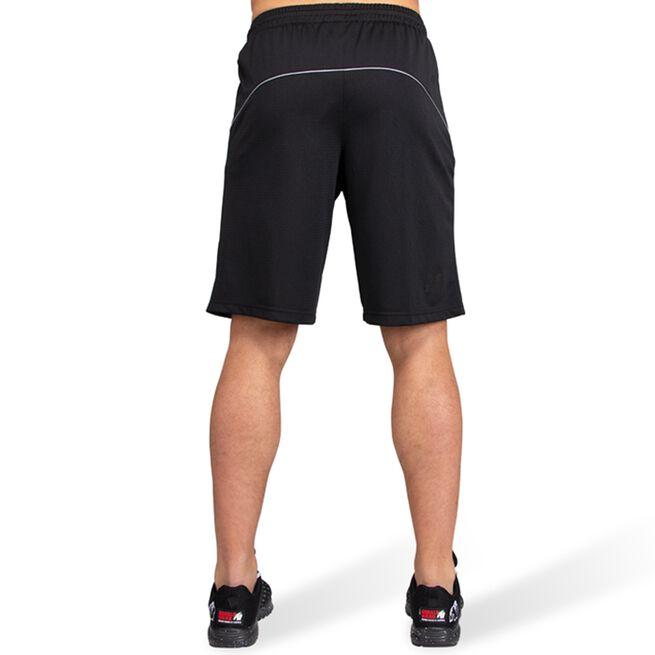 Branson Shorts, Black/Grey, S