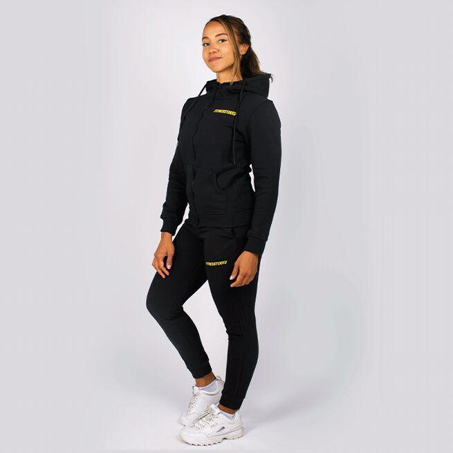 FT  Women New Hood, Black