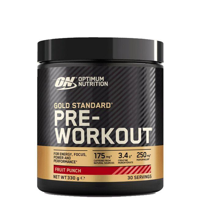 Gold Standard Pre-Workout, 330 g, Fruit Punch