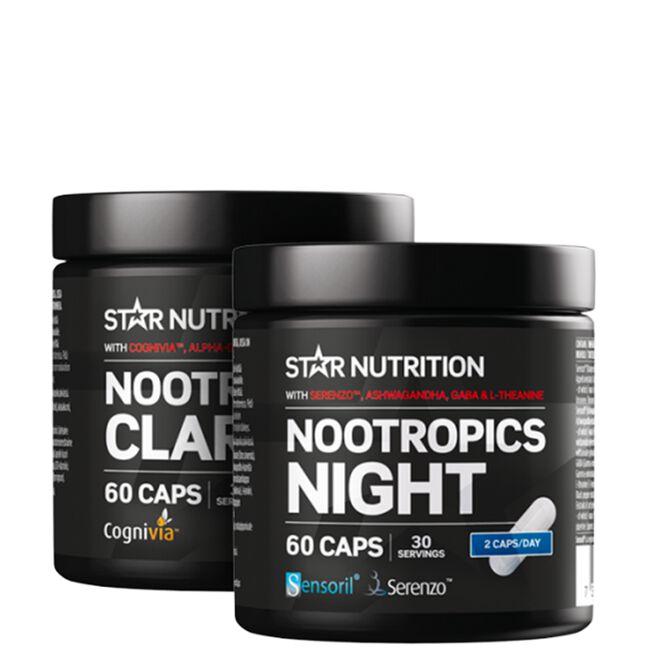 Star nutrition Nootropics pack