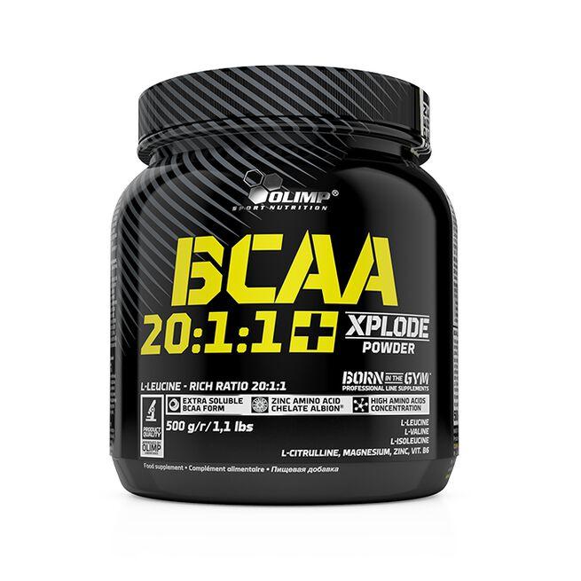 BCAA Xplode 20:1:1, 500 g, Cola