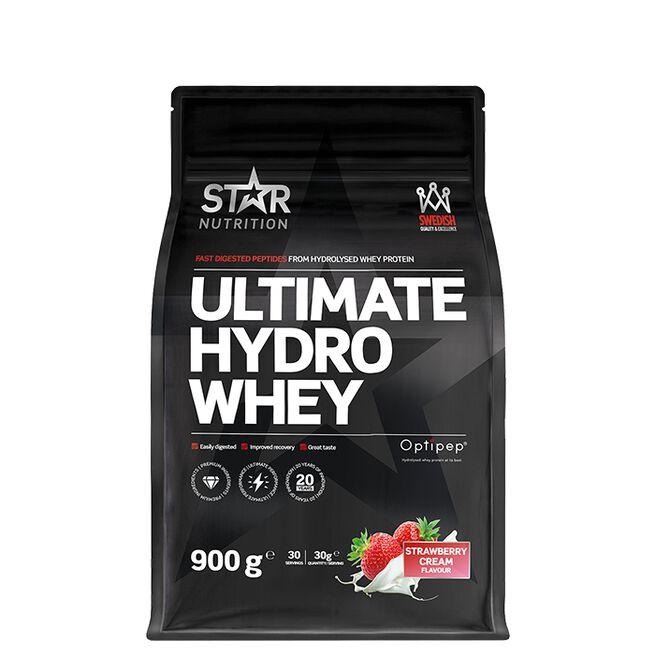 Star Nutrition Ultimate Hydro Whey Strawberry cream