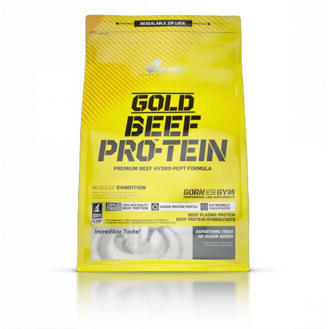 Gold Beef Pro-Tein, 700 g, Blueberry