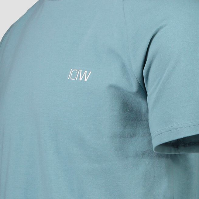 ICANIWILL Essential T-shirt Pale Blue
