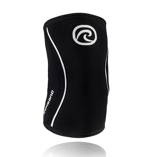 RX Elbow Sleeve, 5mm, Black, XS