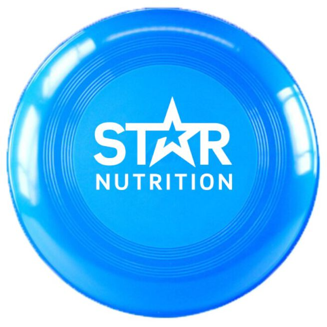 Star Nutrition Frisbee, Blue