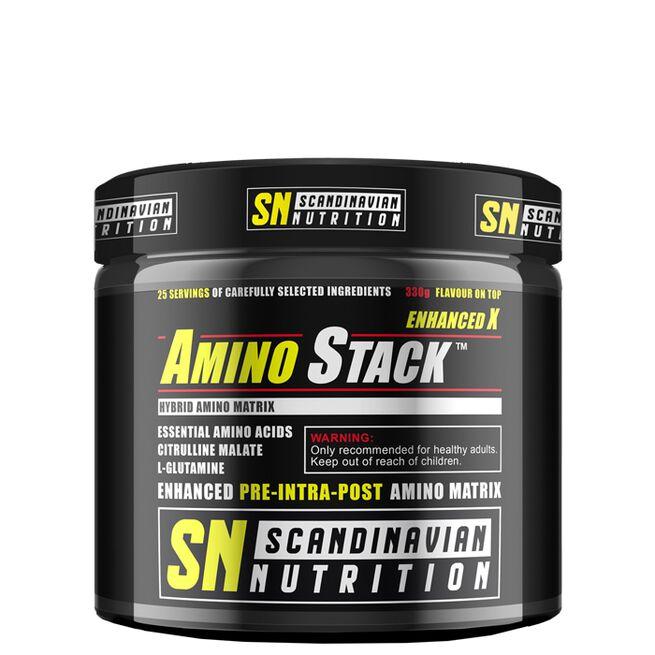 Aminostack, 330 g, Citrus Punch