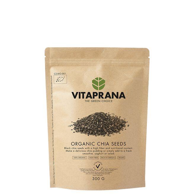 Organic chia seeds Vitaprana