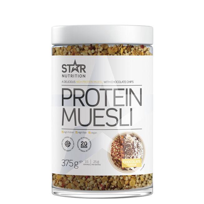 Protein musli chocolate