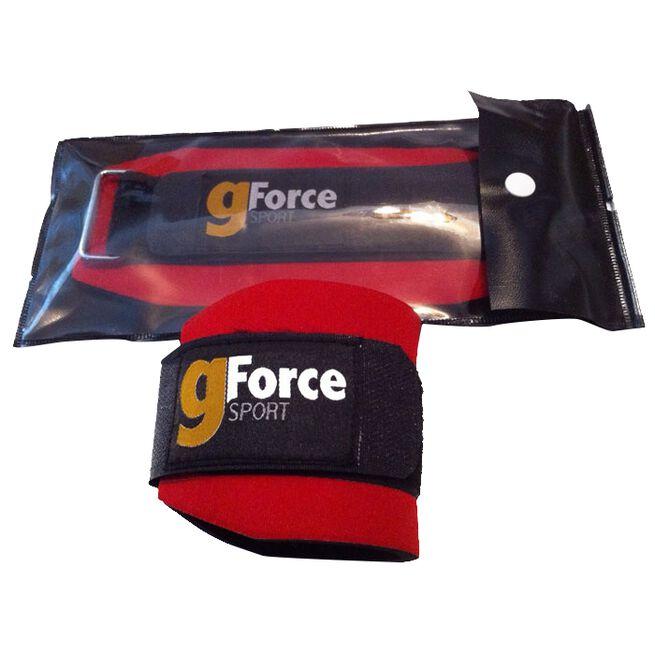 gForce Wrist Support, neopren, black/red