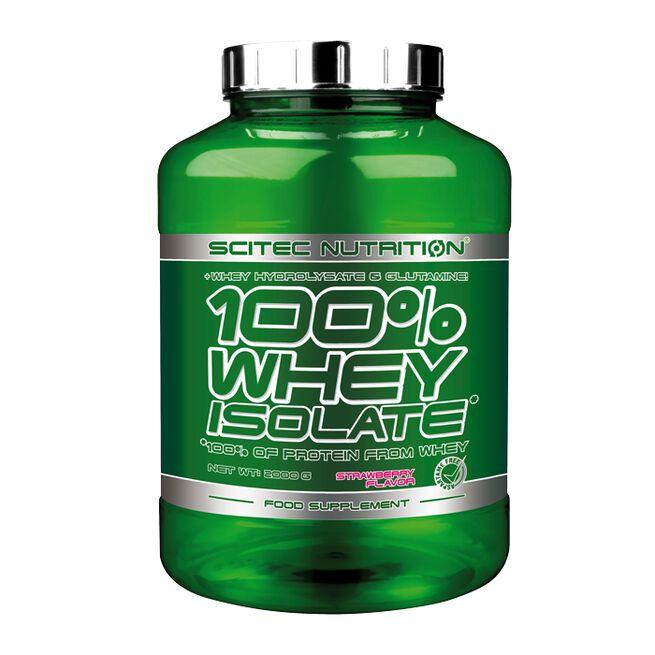 100 % Whey Isolate, 2000 g, Chocolate