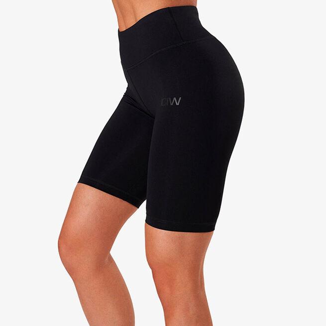 Classic Biker Shorts, Black