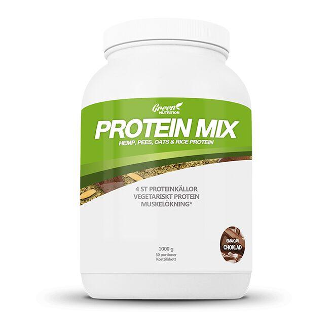 Protein Mix, 1000 g, Choklad