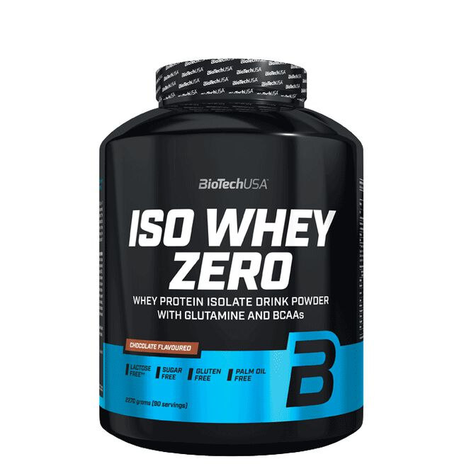 Iso Whey Zero, 2270 g, Vanilla