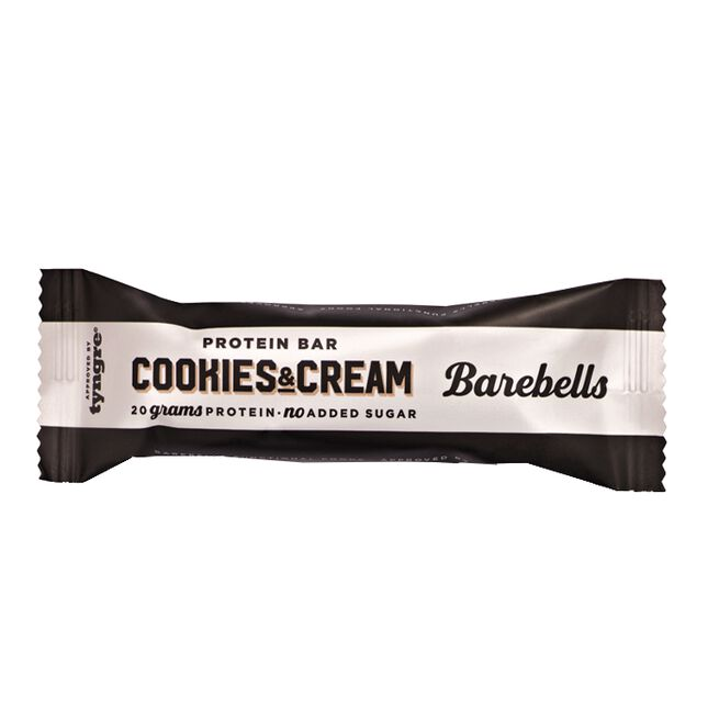 Barebells Protein Bar Cookies and Cream