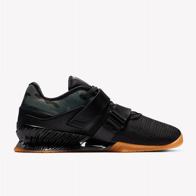 Nike Romaleo 4, Black/Camo