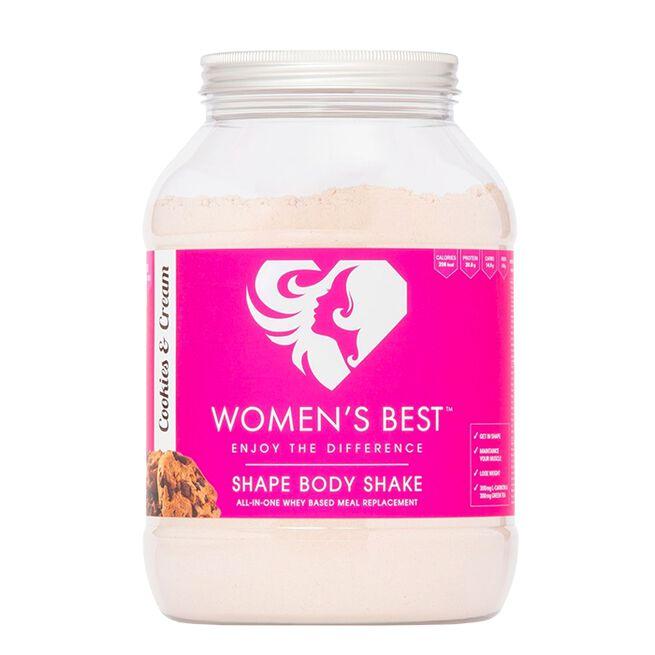 Shape Body Shake, 1000 g, Cookies & Cream